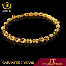 ladies gold bracelet bangle images New design handmade fashion jewelry chain girls gold bracelets for jpg