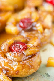 check out 5 ingredient puff pastry pineapple upside down cinnamon