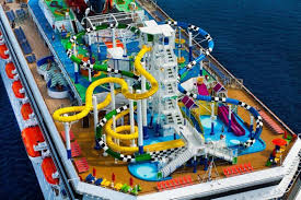 Tinseltown Six Flags Mall Cruise Ships Get Extreme Makeovers Water Parks Bars Shows