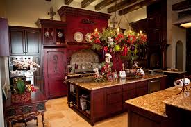 decorating kitchen counters natural home design