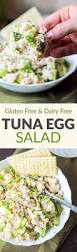 pasta salad with mayo tuna salad recipe with egg rice capers and cucumbers gf df