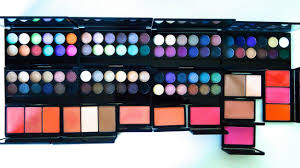 sleek makeup collection swatches eyeshadow palettes blush and