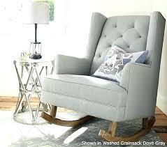 fauteuille chambre chaise a bascule allaitement fauteuil a bascule dallaitement