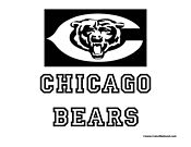 nfl football helmet coloring pages pictures football helmet chicago bears coloring pages football