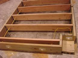 home theater stage is my riser step too small please see pictures avs forum home