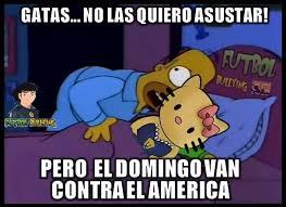 Memes Pumas Vs America - am礬rica vence a pumas memes atacan parejo el gr磧fico