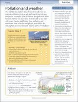 weather worksheets lessons resources grades k 12 teachervision