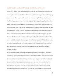 events management portfolio pdf