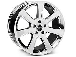 Black Mustang Rims For Sale Saleen Style Mustang Wheels Americanmuscle