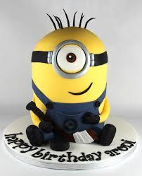 minion birthday cakes minion birthday cake lil miss cakes