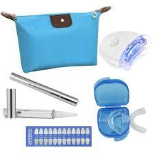 teeth whitening kit with led light pl premium teeth whitening kits led light new rrp 79 95 pl diy