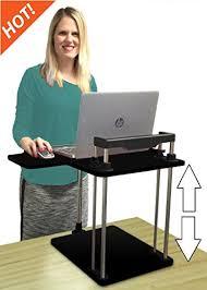 top 10 best adjustable standing desk 2017 in top ten