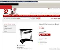 Childrens Desks Target Black Kids Desk