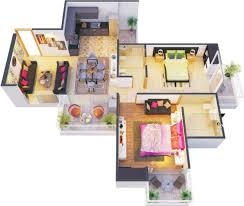 1100 sq ft 2 bhk 2t apartment for sale in the antriksh group urban