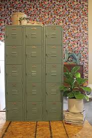 Pottery Barn Locker Dresser 118 Best Locker Love Images On Pinterest Metal Lockers Vintage