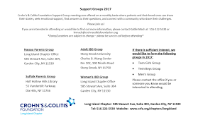 garden city family doctors long island newsletter august 2017 crohn u0027s u0026 colitis foundation