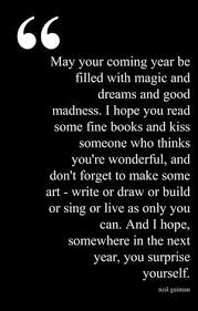 new years quotes cards new year great for cards words neil gaiman
