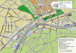Madrid Airport Map Contact And Map Hotel Eurostars Gran Madrid In Madrid Alcobendas