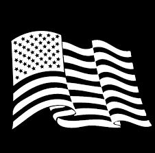 Flag Car Decals 6
