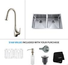 Kitchen Faucet And Sink Combo Perfect Category Sinks U0026 Faucets Sink U0026 Faucet Combinations