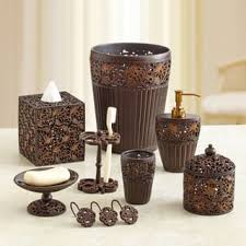 Brown Bathroom Accessories Brown Bathroom Accessories For Less Overstock Com