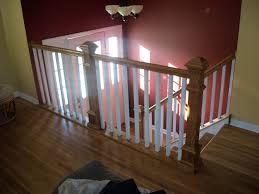 railing indoor stair railings