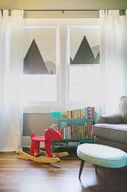 Unisex Nursery Curtains by Best 20 Baby Curtains Ideas On Pinterest Page Boy Tails
