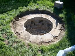 Fire Pit Ideas Pinterest by Charming Ideas In Ground Fire Pits Exquisite 1000 Ideas About In