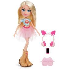 broken doll spirit halloween bratz selfiesnaps doll cloe walmart com