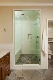 Bathroom Shower With Seat Walk In Shower With Seat Walk Shower Curtains For Small Bathroom
