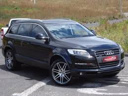audi q7 autotrader used audi q7 cars for sale in somerset on auto trader