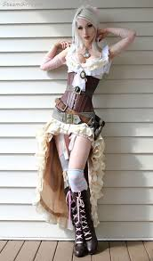 Steampunk Halloween Costume Daily Afternoon Randomness 51 Photos Steampunk Couture