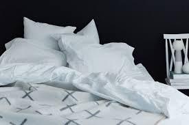 White And Teal Comforter Simple Linen Bedding Queen U2013 Hawkins New York