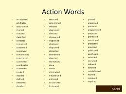 Resume Power Verbs List Resume by Resume Cover Letter Power Words Best Resumes Curiculum Vitae And