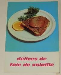 fiche recette cuisine fiche recette de cuisine jacquet délices de foie de volaille