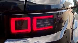 range rover rear range rover evoque rear led light upgrade options youtube