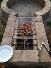 diy garden firepit patio projects free plans diy propane fire