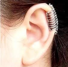 ear cuffs for pierced ears earring wraps for pierced ears online earring wraps for pierced
