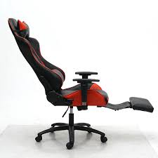 High Quality Office Chairs Langria High Back Swivel Red Mesh Office Chair Computer Gaming