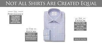 enro 100 cotton non iron shirts since 1919