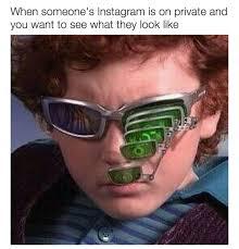 Meme Instagram - instagram complaint spy kids 2 glasses know your meme