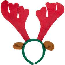 reindeer antlers headband christmas reindeer antlers headband 26690rgaj craftoutlet
