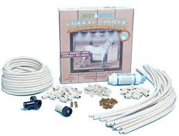 patio outdoor misting system easy to install