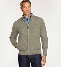 pendleton sweaters shetland half zip sweater in oat by pendleton hansen s