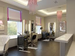 The Living Room Salon Hair And Beauty Salon Interior 2 3d Cgtrader