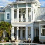 tampa exterior paint colors tropical with pool house hammocks key west