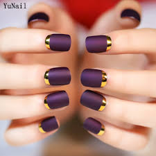 online get cheap matte purple nail aliexpress com alibaba group