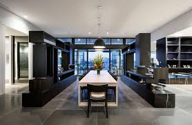 fantastic gorgeous penthouse design for luxurious lifestyle