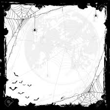Bat For Halloween Halloween Border Spider U2013 Festival Collections