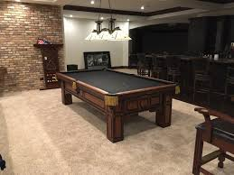 Pool Table Disassembly by Bacues Billiards Pool U0026 Billiards 2394 Iroquois Ln Yorkville